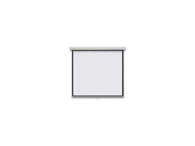 Promítací plátno roletové  - 180x180 cm