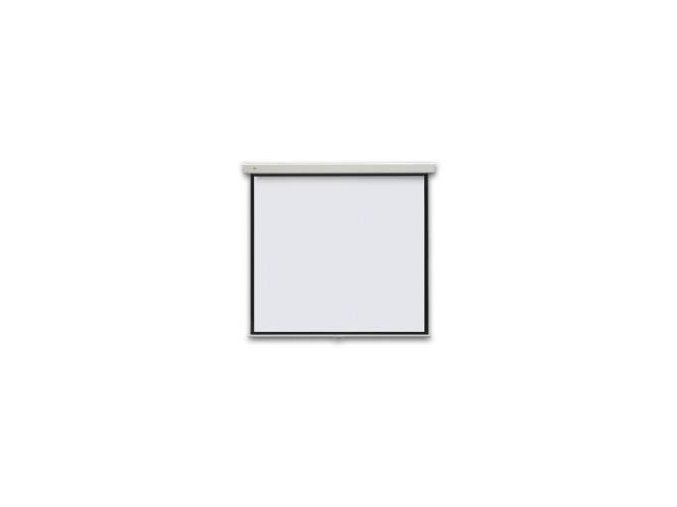 Promítací plátno roletové  - 150x150 cm
