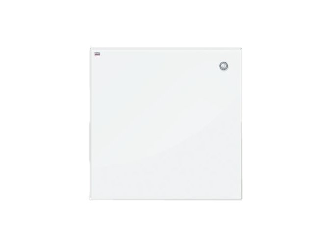 Magnetická skleněná tabule - bíla 60 x 80 cm