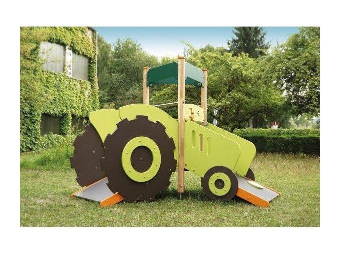 """Traktor"" pro batolata"