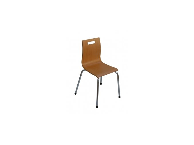 Židlička KIRSTEN překližka