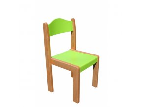 Dřevěná židlička Thomas