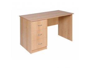 Psací stůl jednostranný