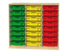 Skříňka CLASSIC K4