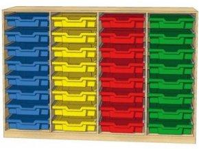 Skříňka CLASSIC K6