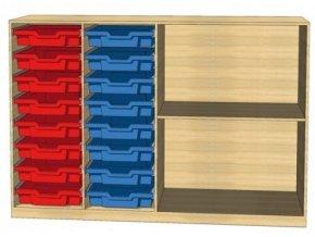 Skříňka CLASSIC K10