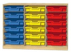 Skříňka CLASSIC K3