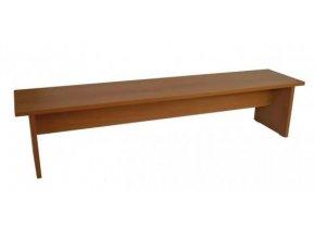 Lavička dřevěná
