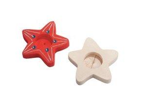 Zářící hvězdičky