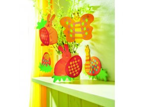 Velikonoční závěsné dekorace