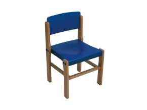 Židlička dřevěná HAPPY