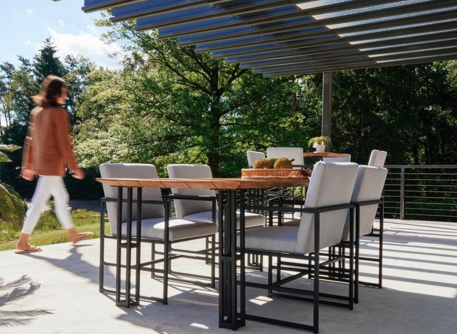Venku je krásně. Poohlížíte se po novém zahradním nábytku? Máme pro vás 7 tipů, jak vybrat ten správný