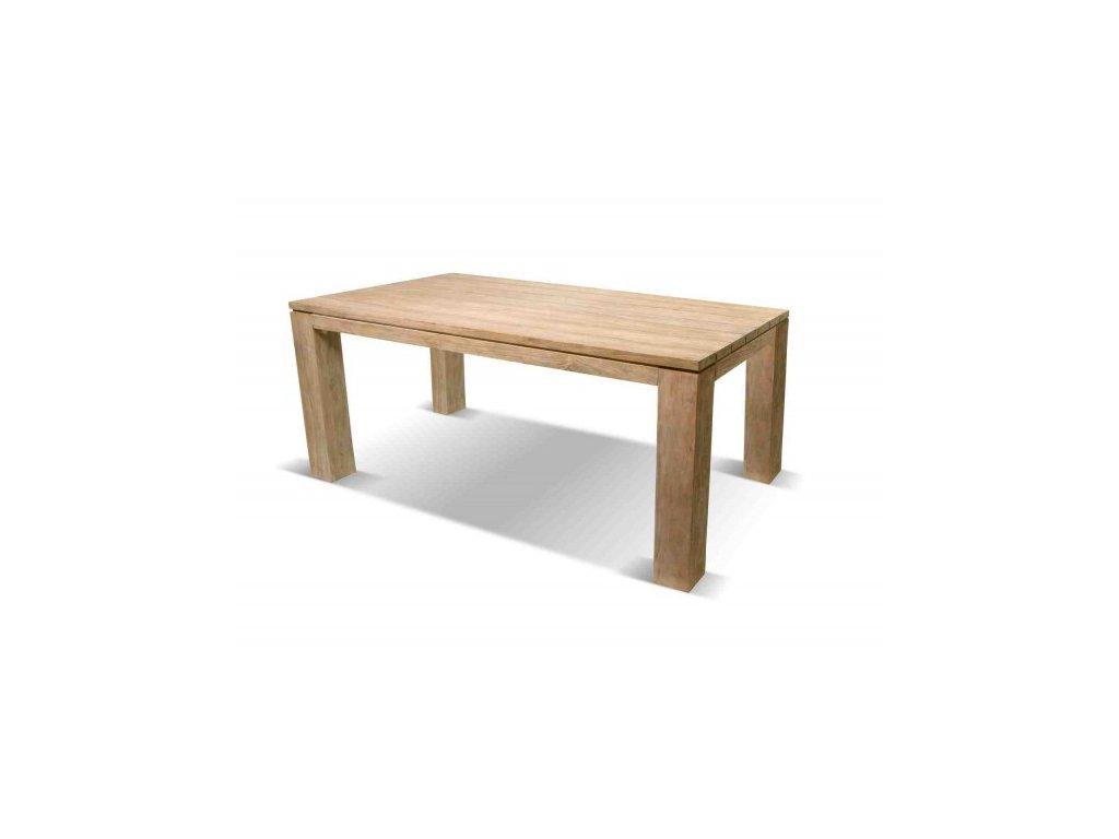 Hartman teakový zahradní bytelný stůl