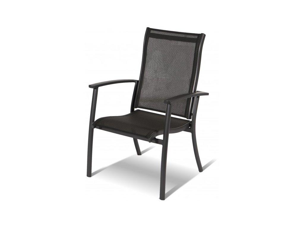 stohovatelná zahradní jídelní židle