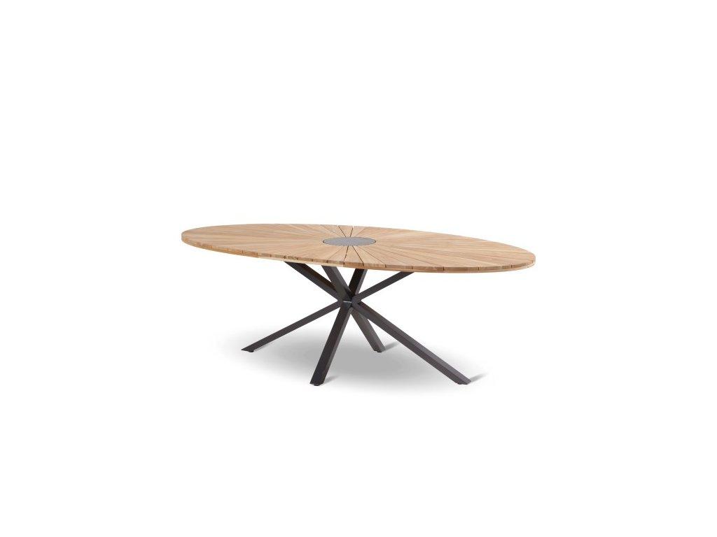 oválný zahradní stůl Hartman Ellipse