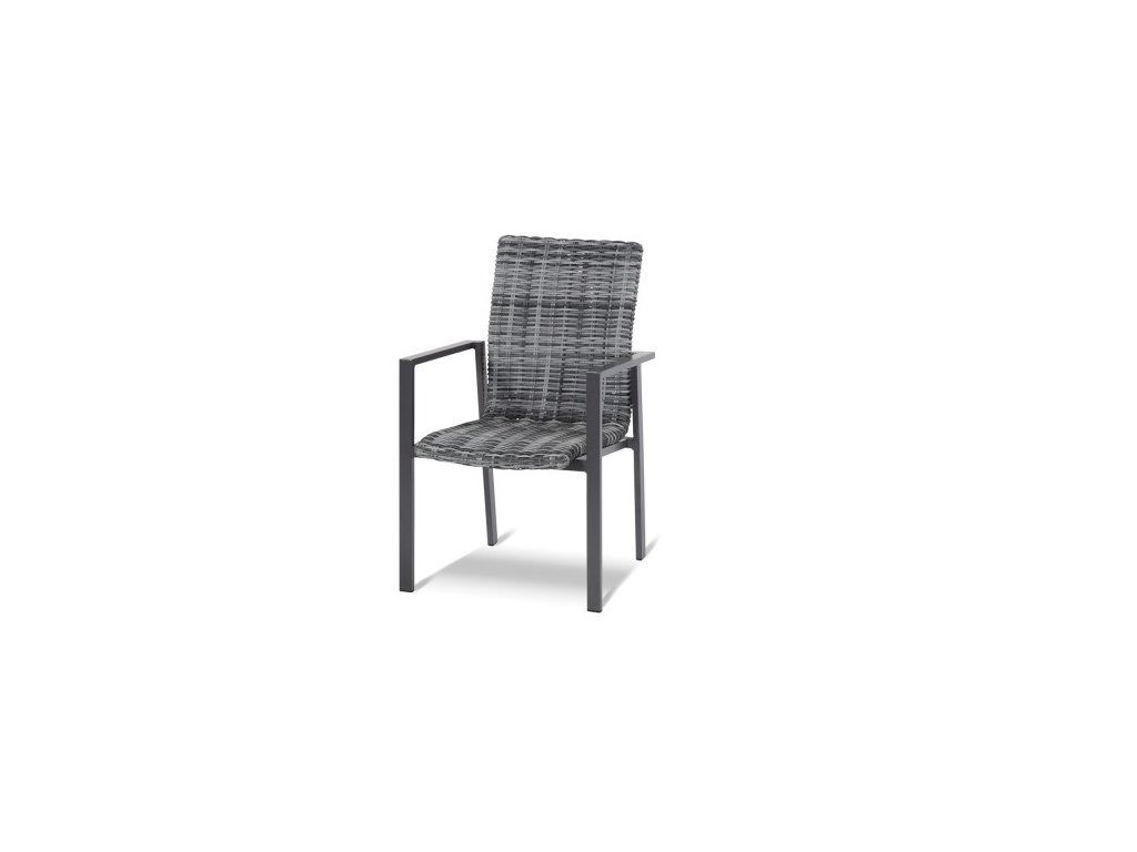 ratanová jídelní židle Hartman