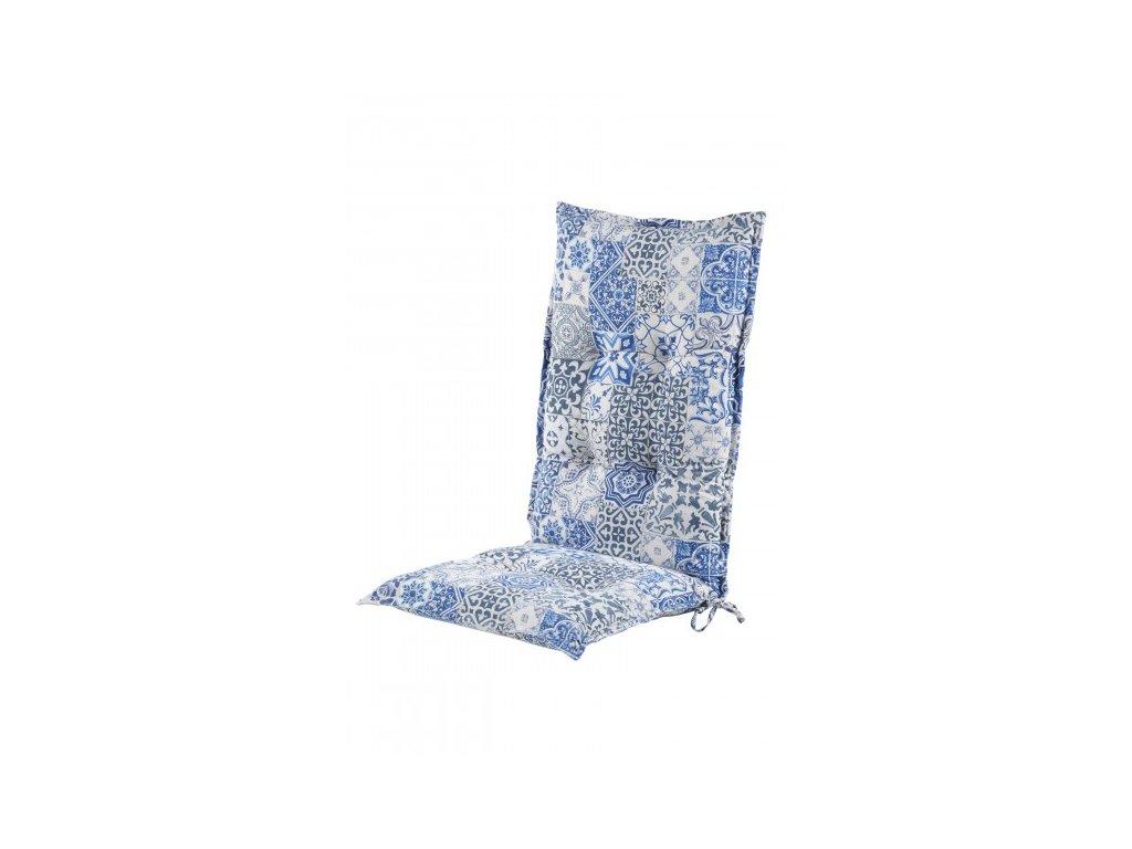 Carreau potah na zahradní nábytek blue