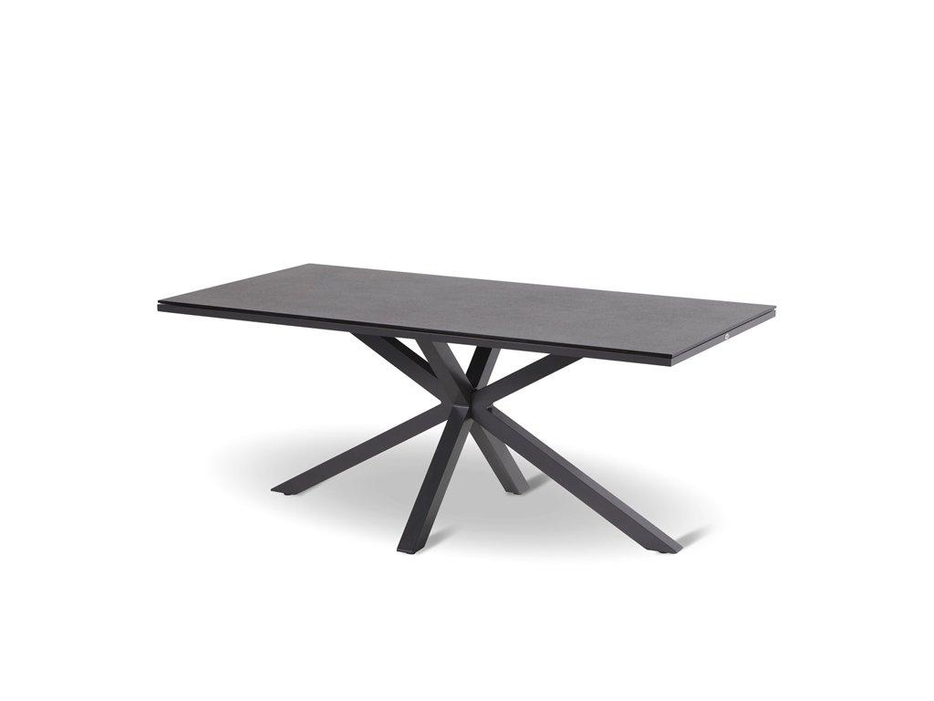 Xara stůl 220x100xm spraystone