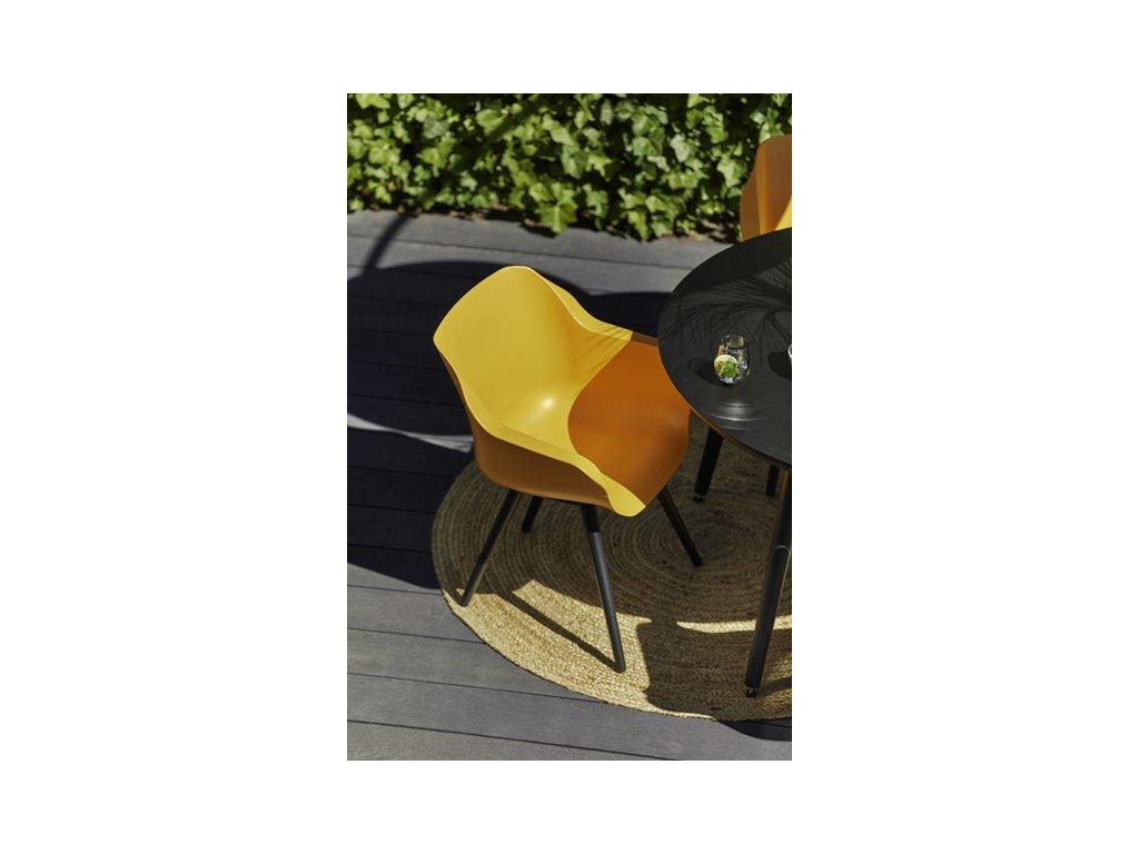 komfortní židle jídelní Hartman