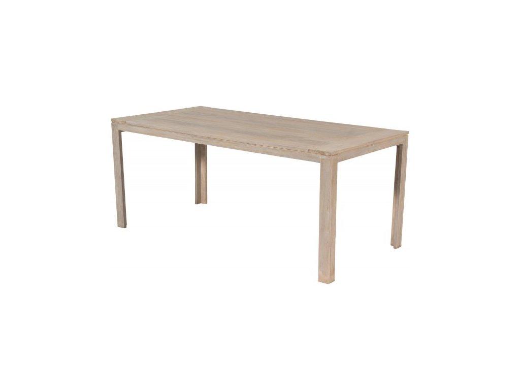 Mondriaan zahradní teakový stůl 180x90cm