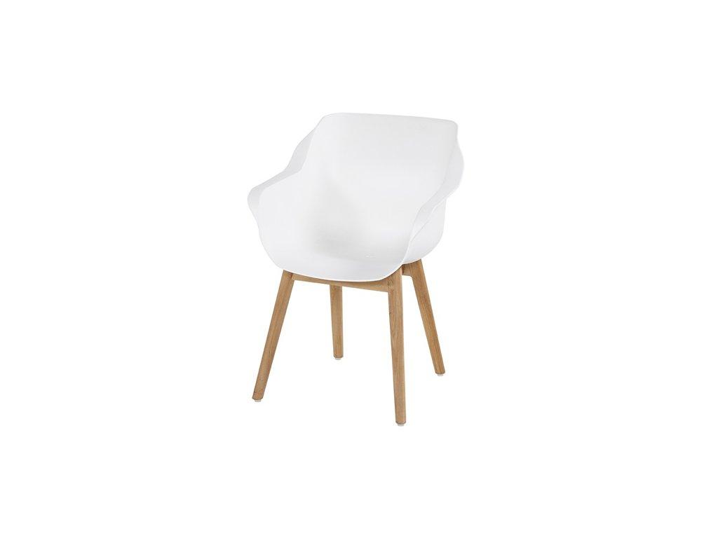 jídelní židle white
