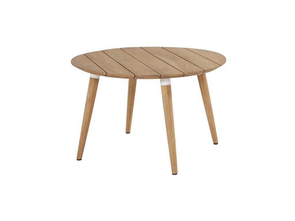 Hartman kulatý dřevěný venkovní stůl