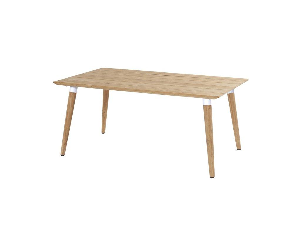 zahradní teakový stůl