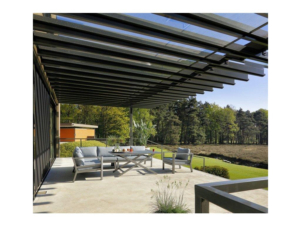 relaxační set na terasu i zahradu
