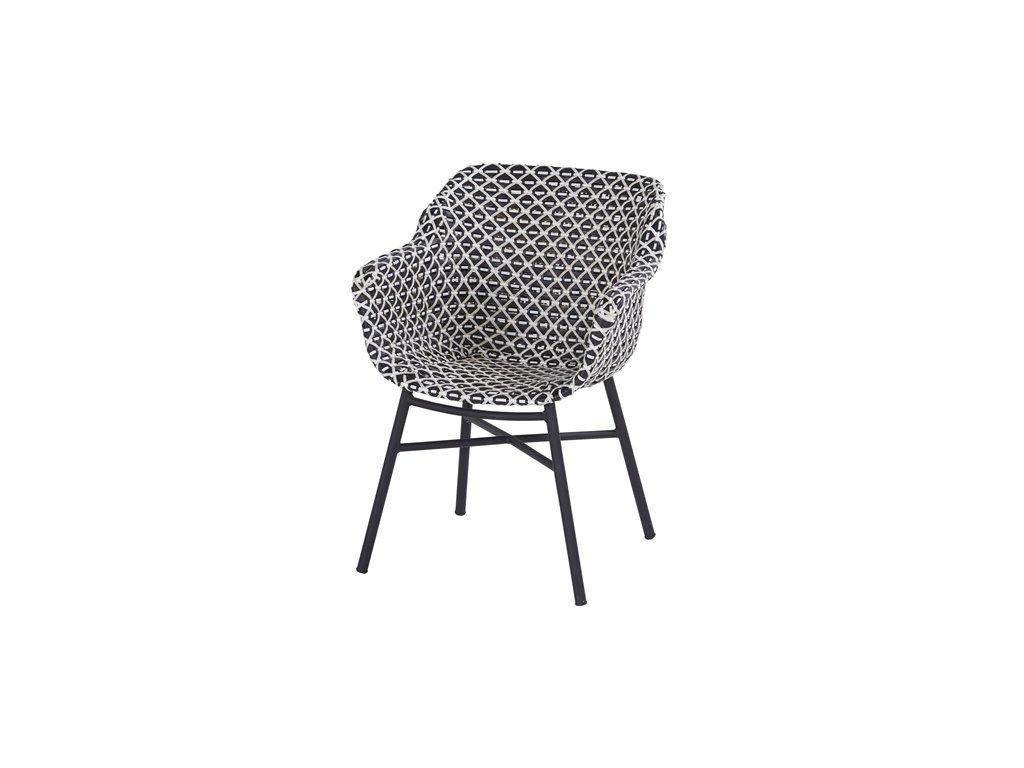 Hartman jídelní židle s originálním výpletem