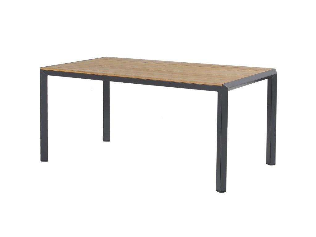 Hartman zahradní stůl s teakovu deskou