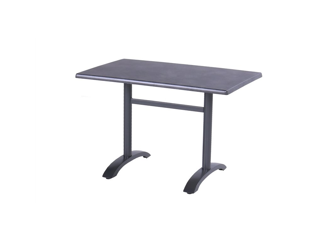Hartman sklápěcí zahradní stůl černý