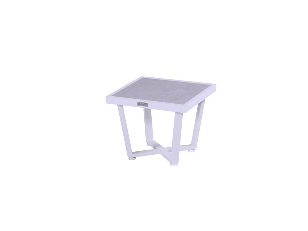 Hartman boční stolek white