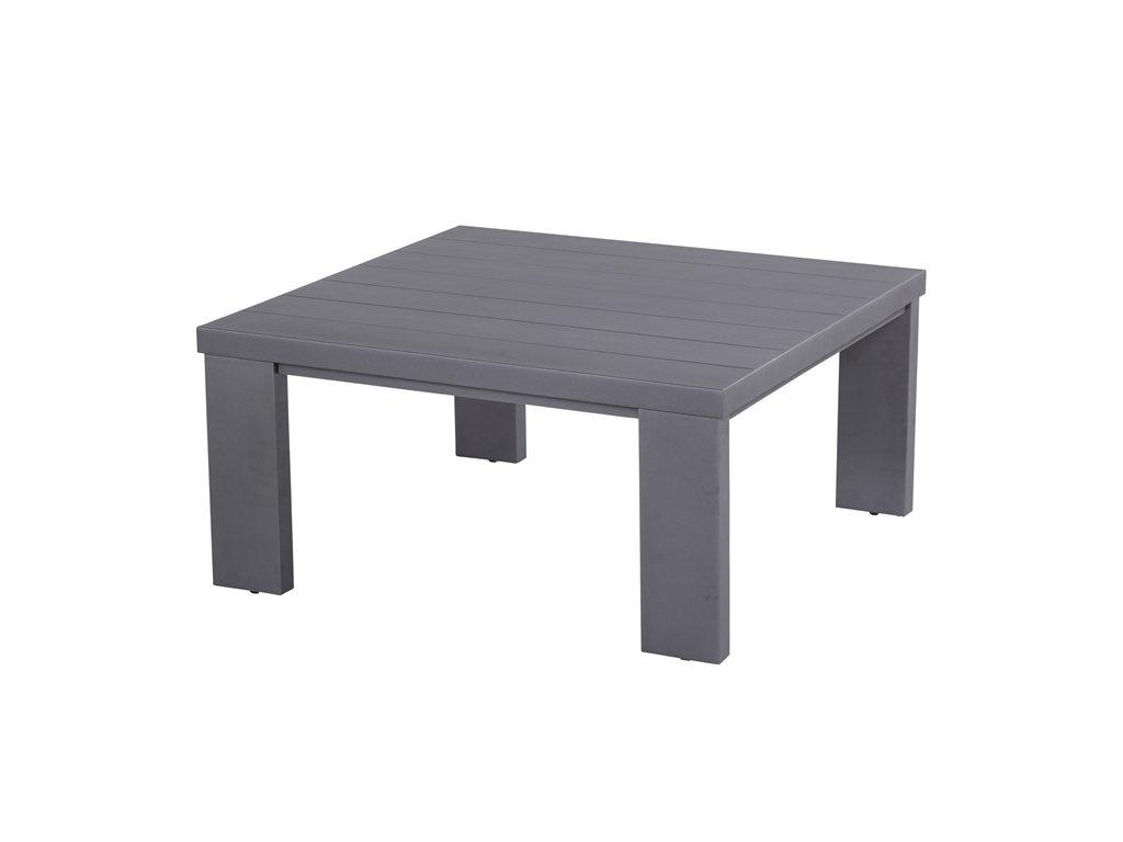 Titan zahradní stůl čtvercového typu