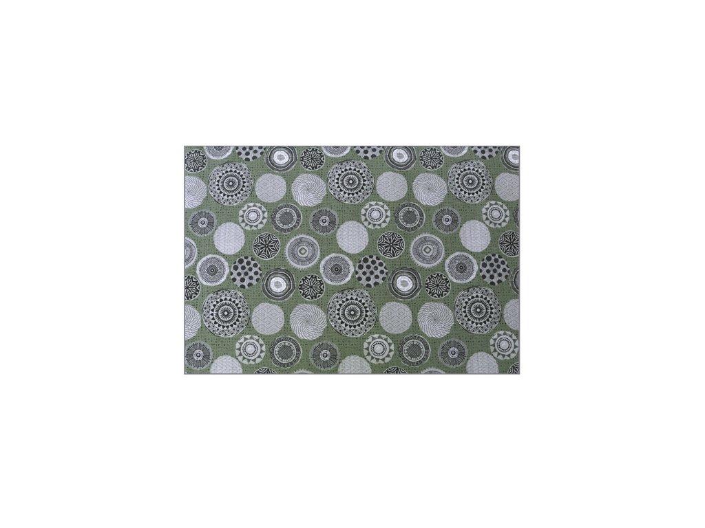 Venkovní koberec Estelli v barvě green