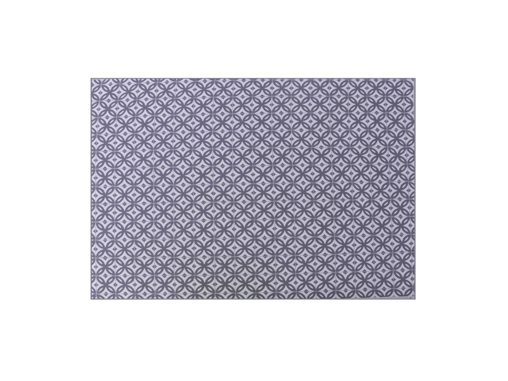Venkovní koberec Scotty v barvě antracit