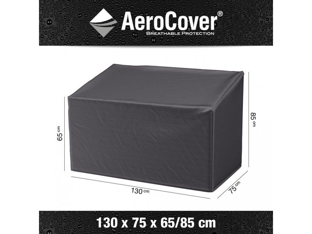 7908 ochranny kryt na zahradni lavici lavicku 130 x 75 x 65 cm aerocover