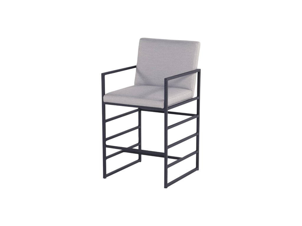 barová židle hliníková Hartman