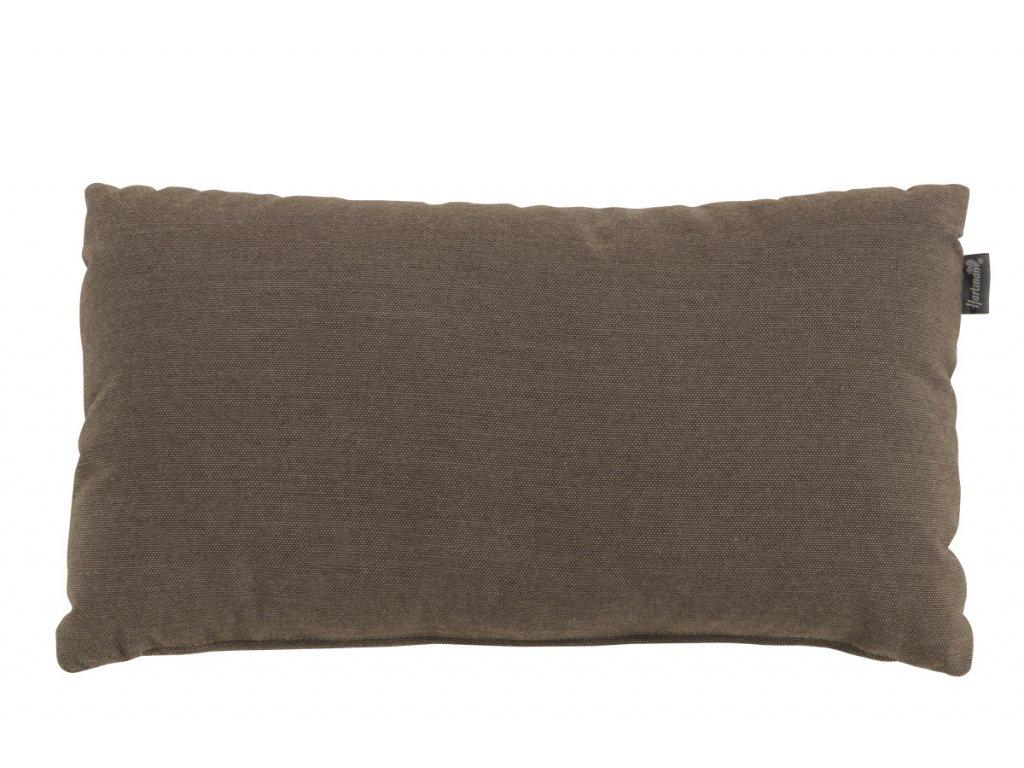 Hartman dekorační polštář na venkovní použití hnědá barva