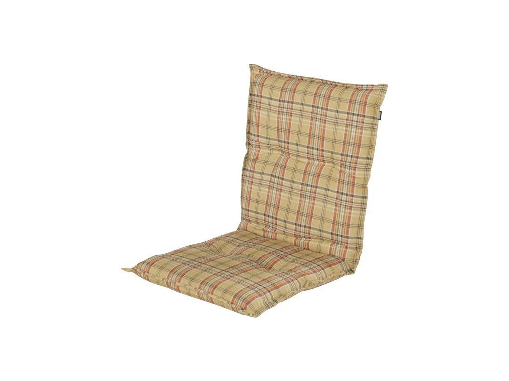 Hartman polstr sedák potah na pevnou židli žlutý