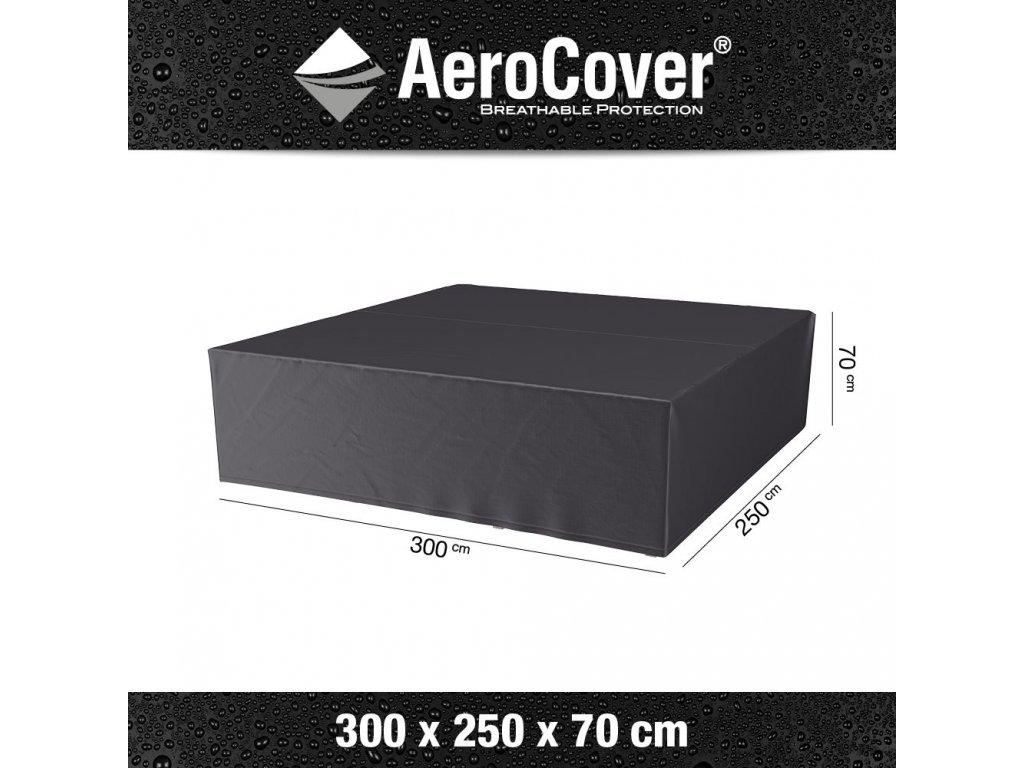 kryt na nabytek aerocover 300x250x70 cm