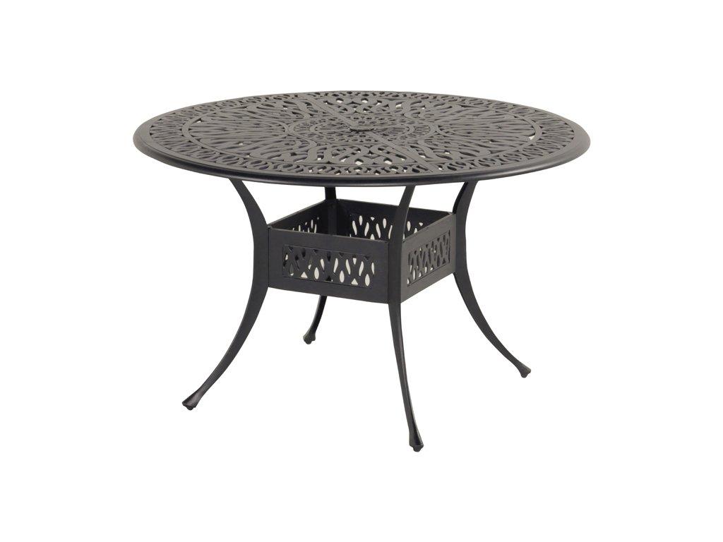 zahradní stůl Hartman tepaný hliník provence