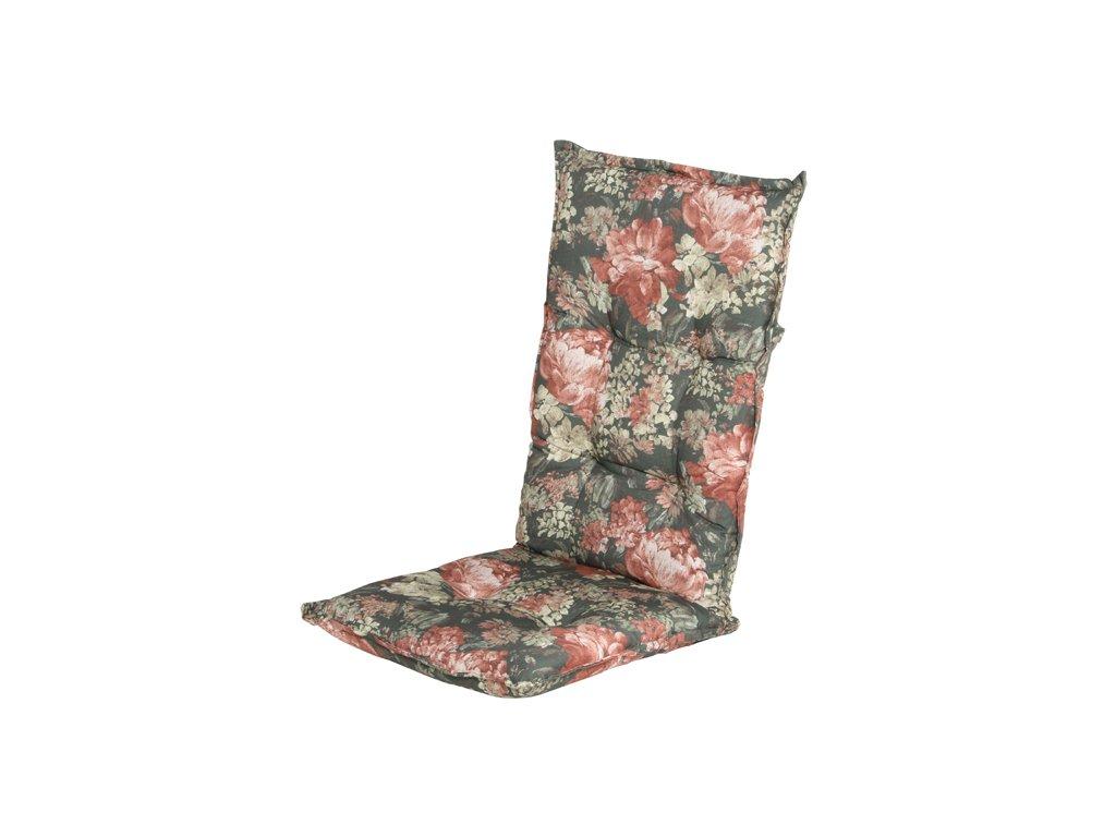 Zahradní polstr na polohovací židli