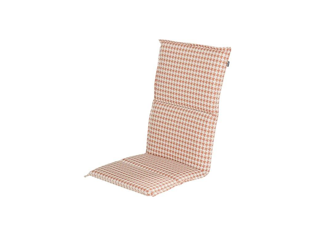 polstr terra na zahradní polohovací židli Hartman