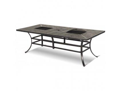grilovací zahradní stůl