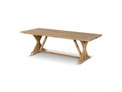 teakový stůl Artist 240x100cm