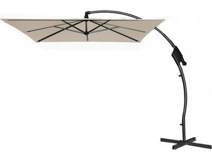 Hartman Zahradní boční slunečník 250x250cm