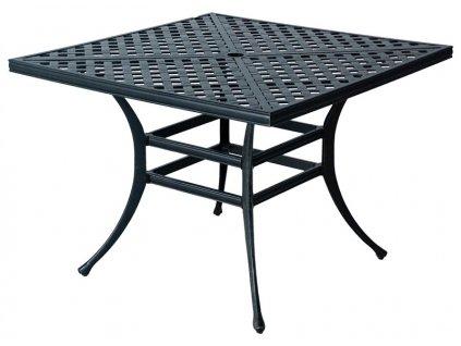 zahradní stůl z litinového hliníku