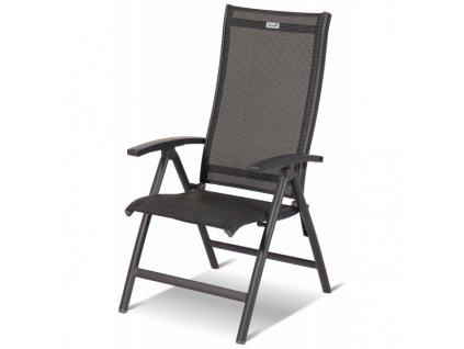 Hartman polohovací zahradní židle