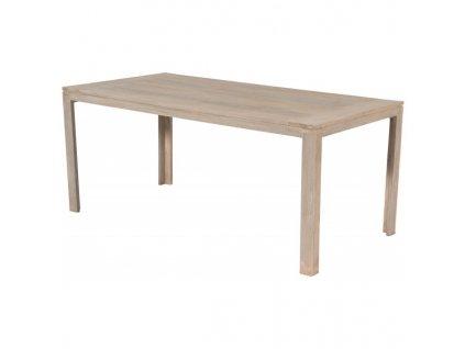 Mondriaan zahradní teakový stůl 180x90x77cm