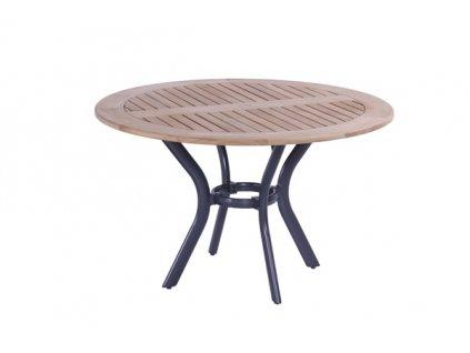 bytelný kulatý zahradní stůl z kolekce Hartman